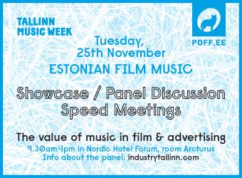 Estonian Film Music 2014